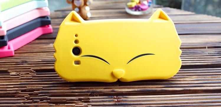 เคสซิลิโคน Xiaomi MI2 และ Xiaomi MI2S XM2S-S003 - Omega Case 8