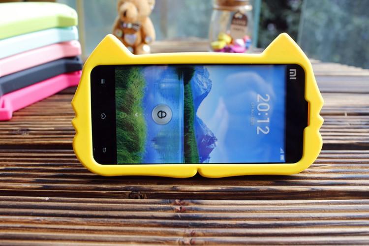 เคสซิลิโคน Xiaomi MI2 และ Xiaomi MI2S XM2S-S003 - Omega Case 9