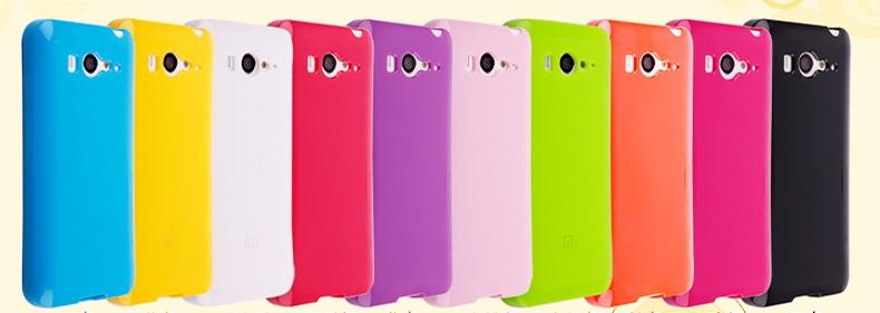 เคสซิลิโคน Xiaomi MI2 และ Xiaomi MI2S XM2S-S004 - Omega Case 1