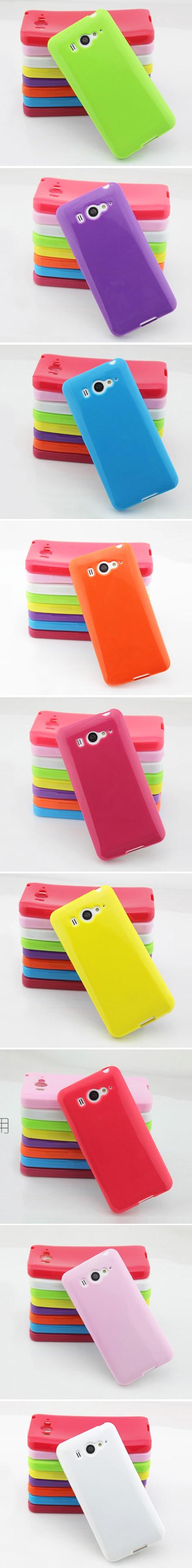 เคสซิลิโคน Xiaomi MI2 และ Xiaomi MI2S XM2S-S004 - Omega Case 3