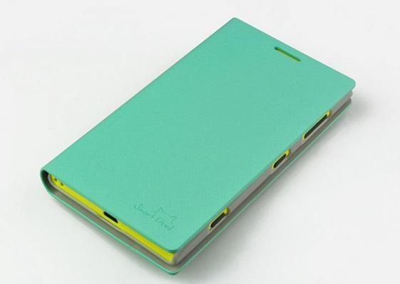 เคสฝาพับ Nokia Lumia 1020 NL1020 - F003 - Omega Case 10