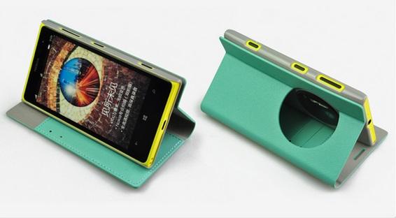 เคสฝาพับ Nokia Lumia 1020 NL1020 - F003 - Omega Case 11