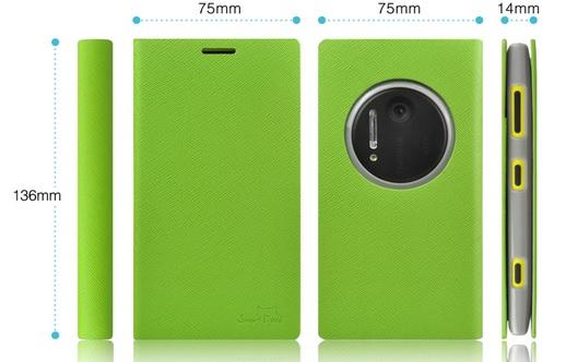 เคสฝาพับ Nokia Lumia 1020 NL1020 - F003 - Omega Case 12