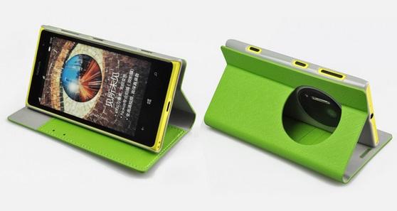 เคสฝาพับ Nokia Lumia 1020 NL1020 - F003 - Omega Case 14