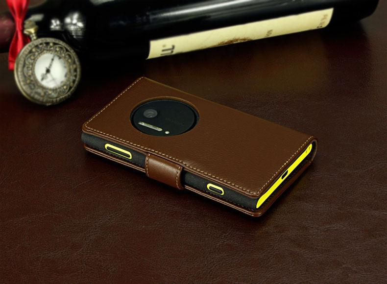 เคสฝาพับ Nokia Lumia 1020 NL1020 - F004 - Omega Case 12