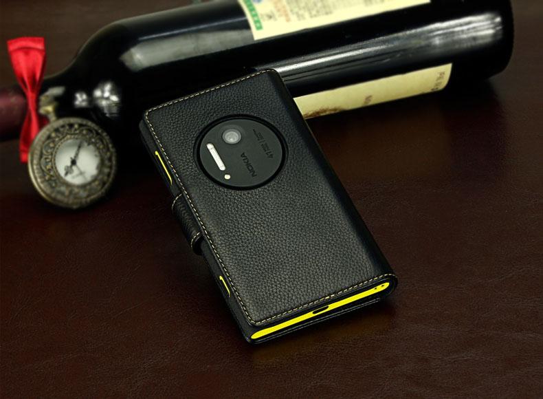 เคสฝาพับ Nokia Lumia 1020 NL1020 - F004 - Omega Case 9