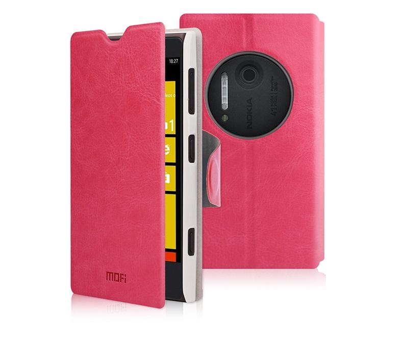 เคสฝาพับ Nokia Lumia 1020 NL1020 - F005 - Omega Case 5