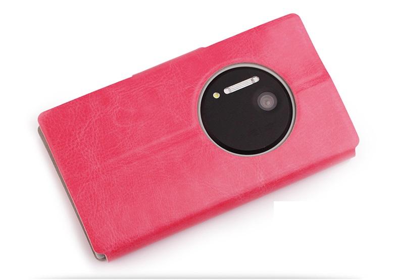 เคสฝาพับ Nokia Lumia 1020 NL1020 - F005 - Omega Case 6