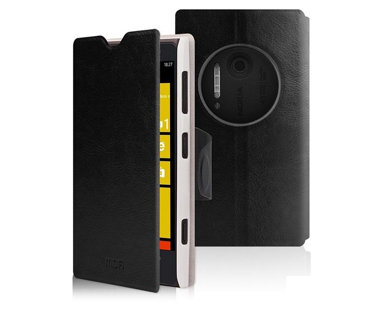 เคสฝาพับ Nokia Lumia 1020 NL1020 - F005 - Omega Case 7