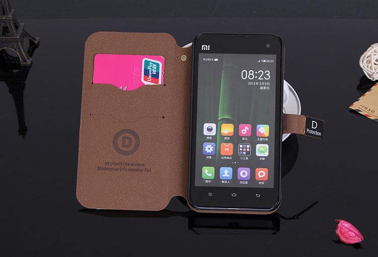 เคสฝาพับ Xiaomi MI2S XM2S-F001 - Omega Case 21