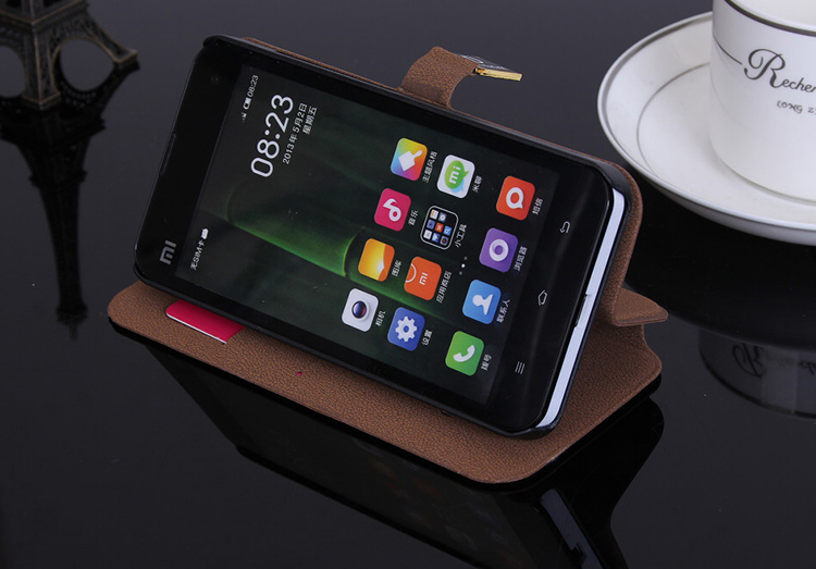 เคสฝาพับ Xiaomi MI2S XM2S-F001 - Omega Case 22
