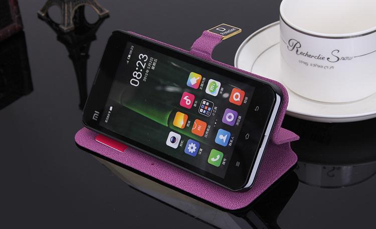 เคสฝาพับ Xiaomi MI2S XM2S-F001 - Omega Case 5