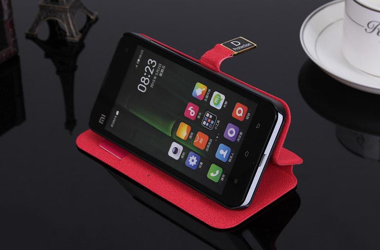เคสฝาพับ Xiaomi MI2S XM2S-F001 - Omega Case 9