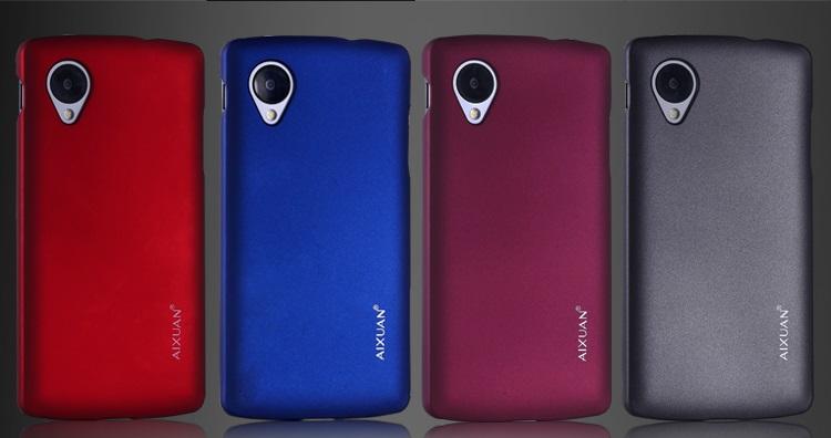 เคสแข็ง Nexus5 NE5-H003 - Omega Case 2