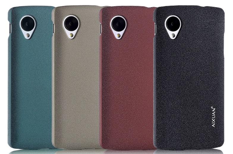 เคสแข็ง Nexus5 NE5-H004 - Omega Case 2