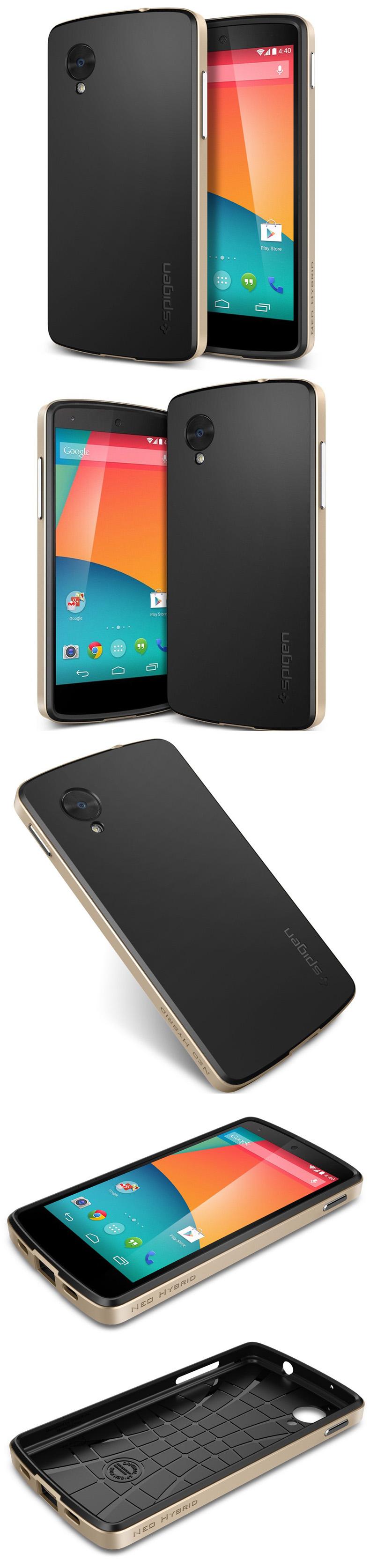 เคสแข็ง Nexus5 NE5-H006 - Omega Case 1