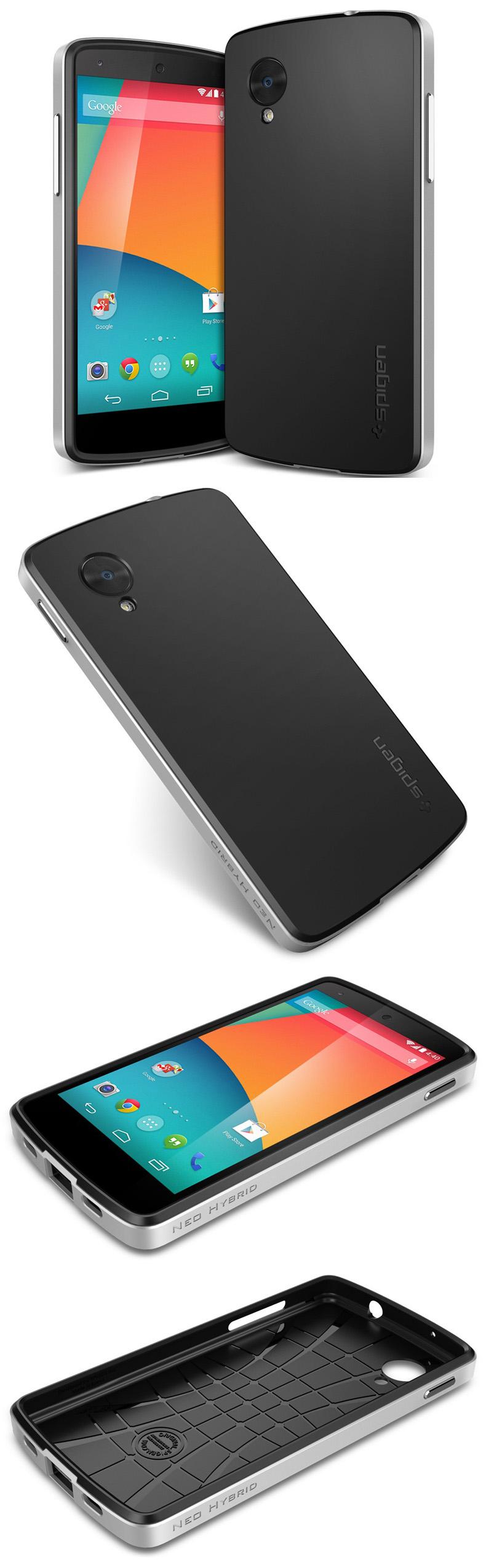 เคสแข็ง Nexus5 NE5-H006 - Omega Case 3