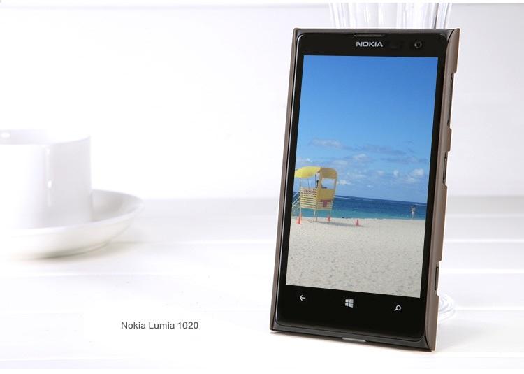 เคสแข็ง Nokia Lumia 1020 NL1020-H004 - Omega Case 10