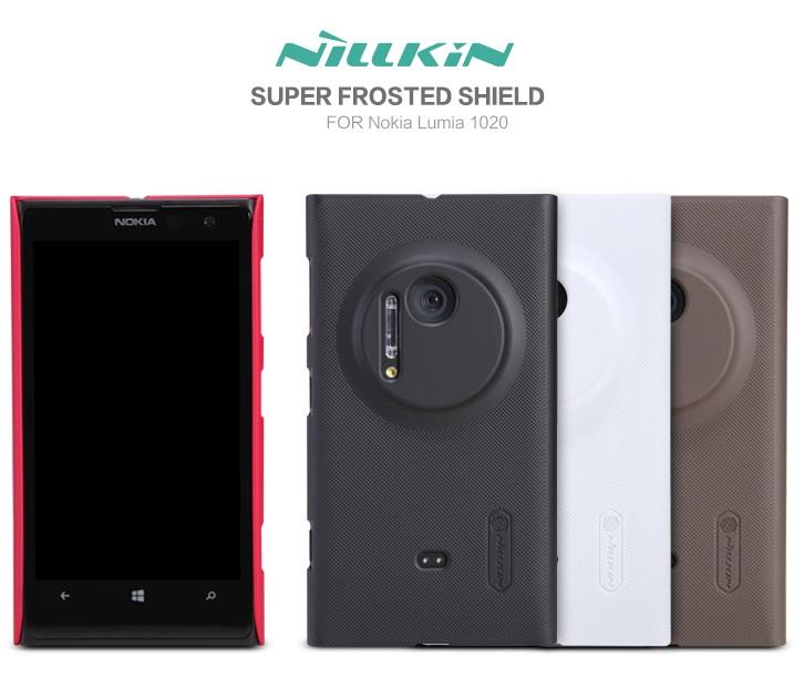 เคสแข็ง Nokia Lumia 1020 NL1020-H004 - Omega Case 12