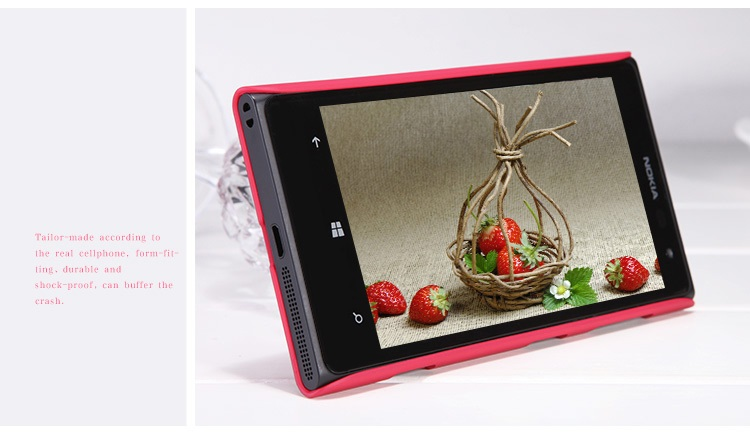 เคสแข็ง Nokia Lumia 1020 NL1020-H004 - Omega Case 7