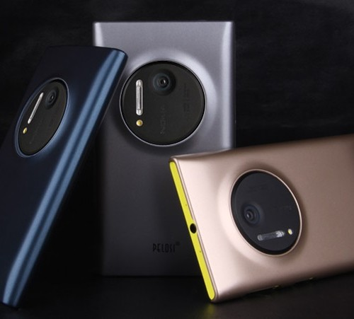 เคสแข็ง Nokia Lumia 1020 NL1020-H005 – Omega Case 1