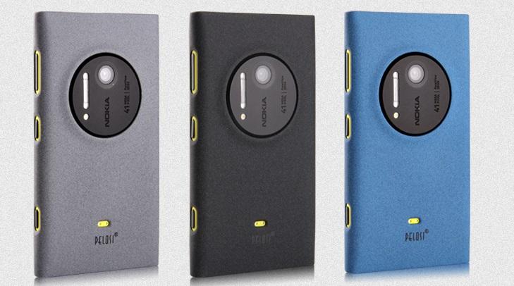 เคสแข็ง Nokia Lumia 1020 NL1020-H007 - Omega Case 3