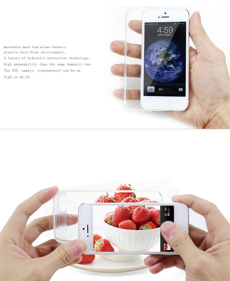 เคสซิลิโคน Iphone5S IP5S-S001 - Omega Case 10