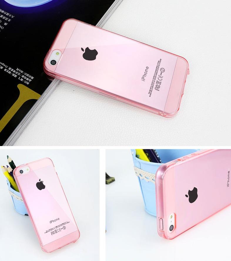 เคสซิลิโคน Iphone5S IP5S-S001 - Omega Case 11