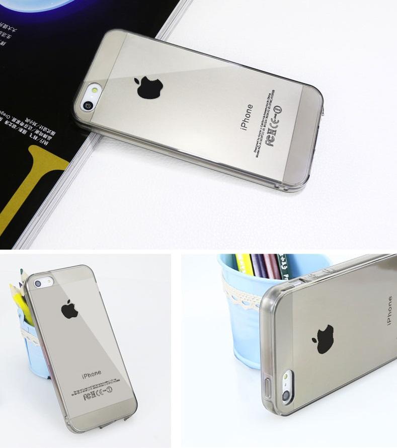 เคสซิลิโคน Iphone5S IP5S-S001 - Omega Case 12