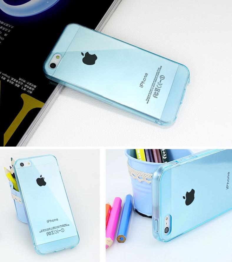 เคสซิลิโคน Iphone5S IP5S-S001 - Omega Case 13