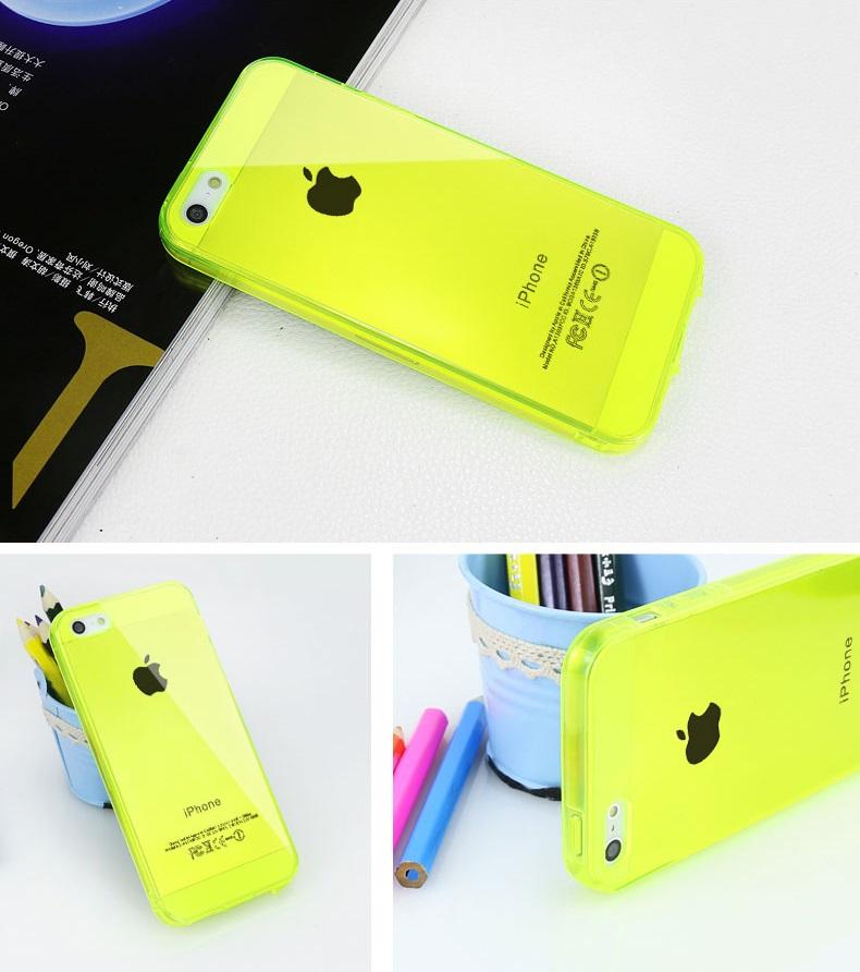 เคสซิลิโคน Iphone5S IP5S-S001 - Omega Case 14