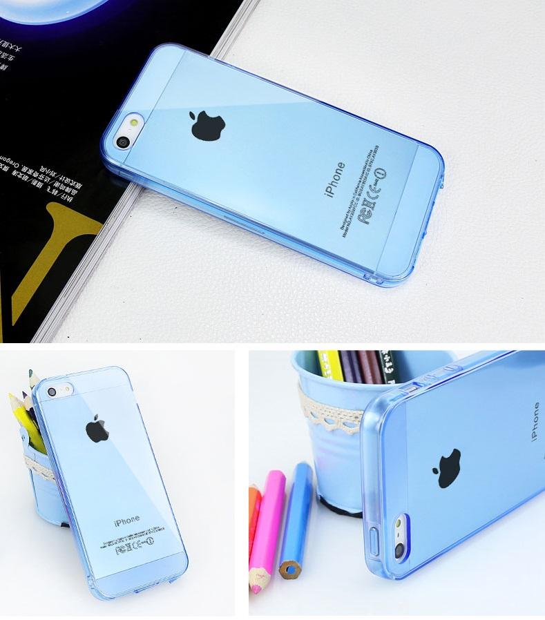 เคสซิลิโคน Iphone5S IP5S-S001 - Omega Case 16