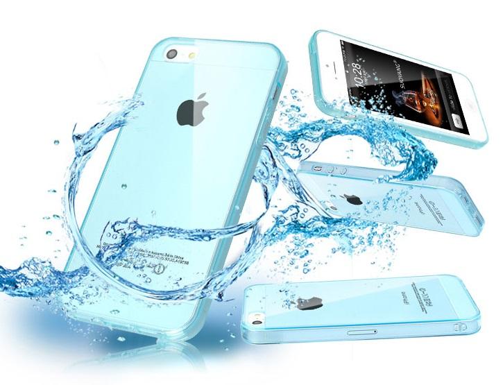 เคสซิลิโคน Iphone5S IP5S-S001 - Omega Case 2