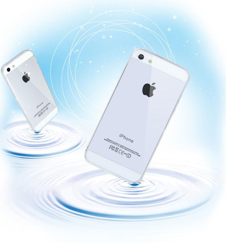 เคสซิลิโคน Iphone5S IP5S-S001 - Omega Case 3