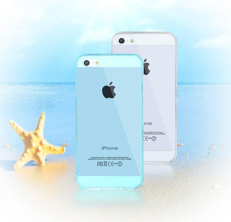 เคสซิลิโคน Iphone5S IP5S-S001 - Omega Case 4