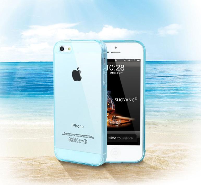 เคสซิลิโคน Iphone5S IP5S-S001 - Omega Case 5