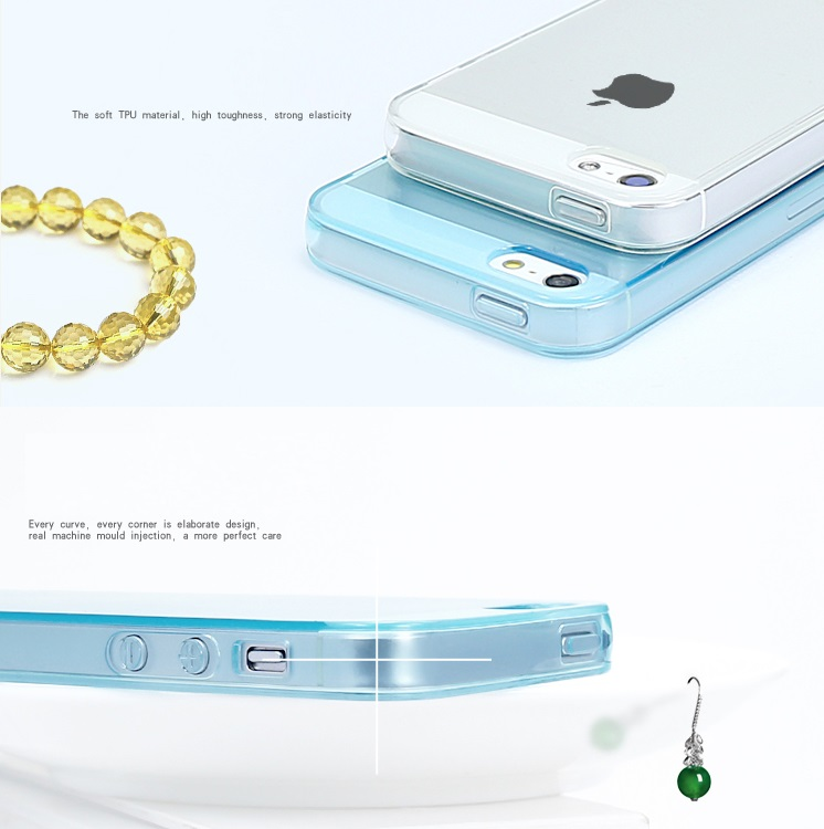 เคสซิลิโคน Iphone5S IP5S-S001 - Omega Case 7