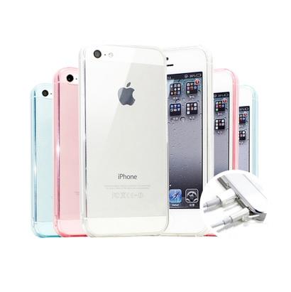 เคสซิลิโคน Iphone5S IP5S-S001 – Omega Case