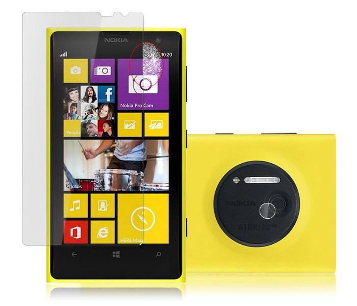 ฟิล์มใส Nokia Lumia 1020 - Omega Case
