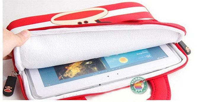 เคส Samsung Galaxy Note10.1 2014 editon - กระเป๋าใส่แท็ปเล็ต รุ่น SAN10.1.2014 - B001 - 6