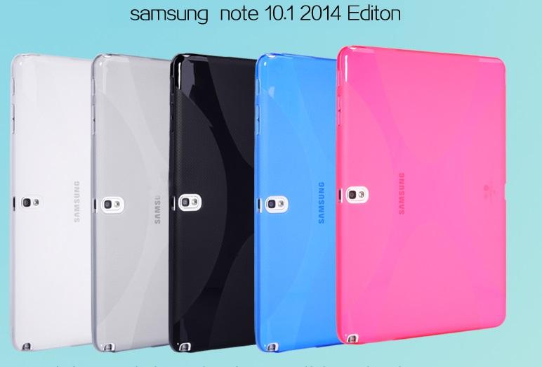 เคส Samsung Galaxy Note10.1 2014 editon - ซิลิโคน รุ่น SAN10.1.2014 - S001 - 2