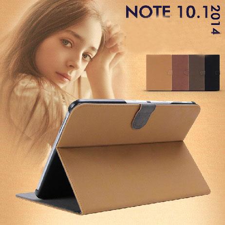 เคส Samsung Galaxy Note10.1 2014 editon - ฝาพับ รุ่น SAN10.1.2014 - F001 - 16