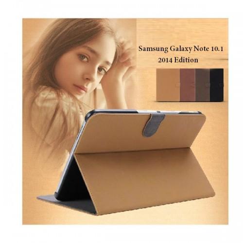 เคส Samsung Galaxy Note10.1 2014 editon – ฝาพับ รุ่น SAN10.1.2014 – F001 – 21