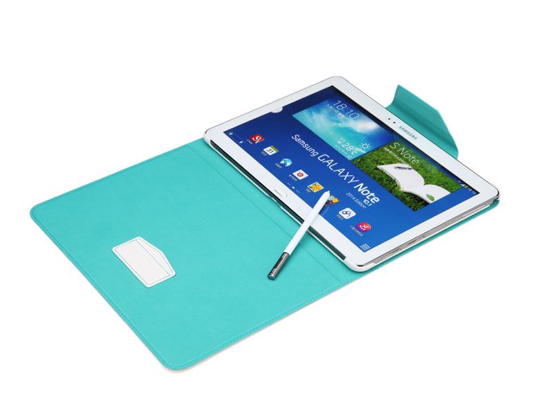 เคส Samsung Galaxy Note10.1 2014 editon - ฝาพับ รุ่น SAN10.1.2014 - F002 - 20