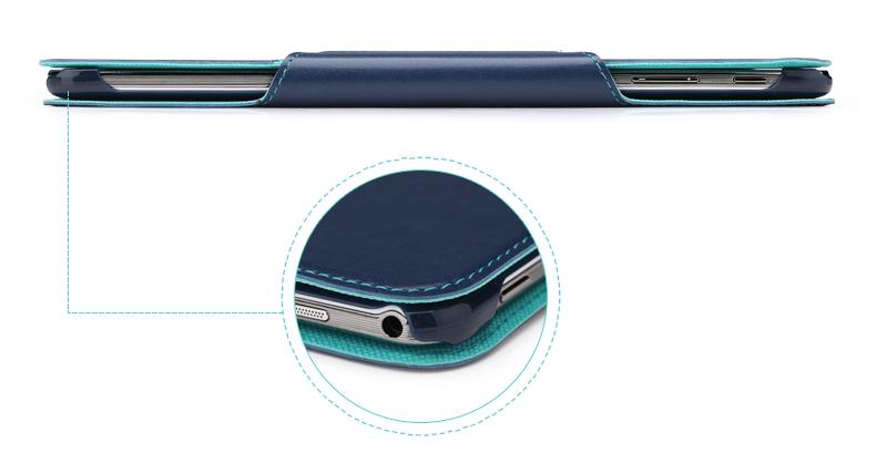 เคส Samsung Galaxy Note10.1 2014 editon - ฝาพับ รุ่น SAN10.1.2014 - F002 - 6