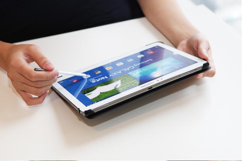 เคส Samsung Galaxy Note10.1 2014 editon - ฝาพับ รุ่น SAN10.1.2014 - F003 - 28