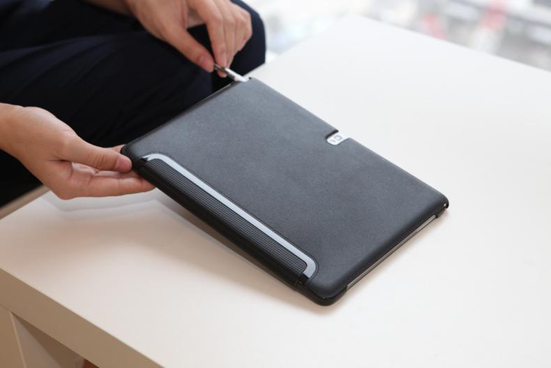 เคส Samsung Galaxy Note10.1 2014 editon - ฝาพับ รุ่น SAN10.1.2014 - F003 - 30