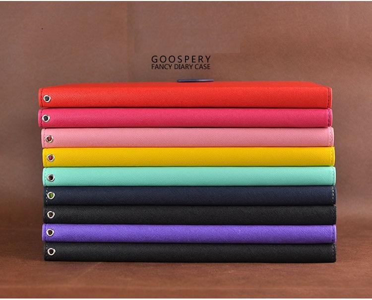 เคส Samsung Galaxy Note10.1 2014 editon - ฝาพับ GOOSPERY รุ่น SAN10.1.2014 - F011 - 1