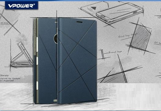 เคสฝาพับ Nokia Lumia 1520 NL1520-F001 - Omega Case 2