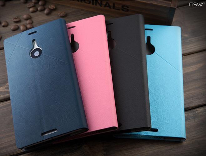 เคสฝาพับ Nokia Lumia 1520 NL1520-F003 - Omega Case 14